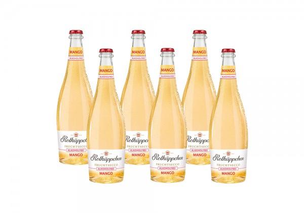 Set Rotkäppchen Fruchtsecco Mango Alkoholfrei