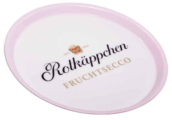Fruchtsecco Tablett