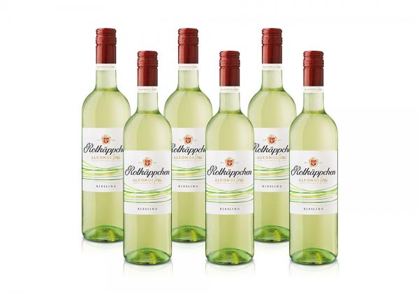 Set Rotkäppchen Wein Riesling Alkoholfrei
