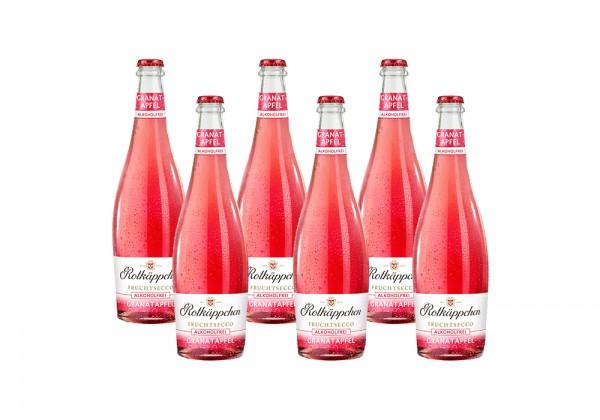 Set Rotkäppchen Fruchtsecco Granatapfel Alkoholfrei