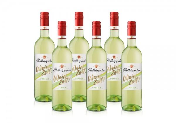 Set Rotkäppchen Weinzeit! Cuvée Weiß