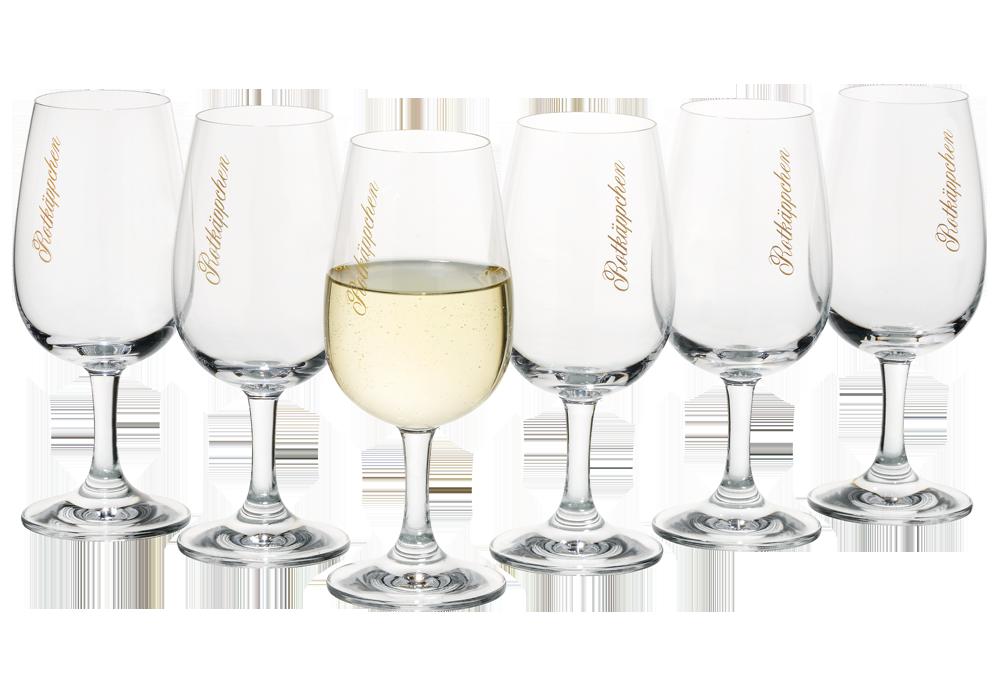 Weingläser 6 weingläser gläser rotkäppchen fanshop